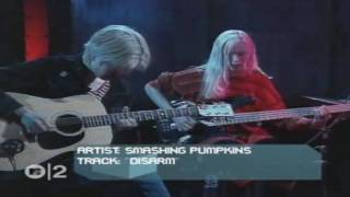 The Smashing Pumpkins - DISARM Acoustic HD  with lyrics/english/español/italiano/portugues