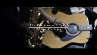 Tribute to KLA Project - Waktu Tersisa - The Kol Feat. Ali Gardy (Cafe Kolong Jember)