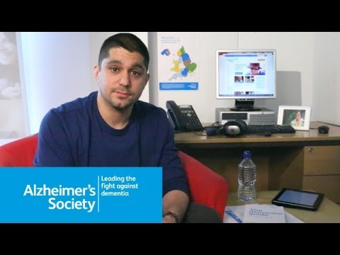 Find Out How Alzheimer's Society Can Support You - An Interactive Film