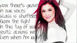 ariana grande love the way you lie lyrics