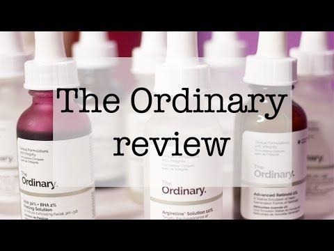 The Ordinary Review | Olga