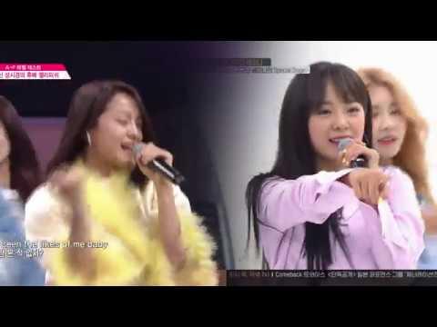 세미나(SEMINA) - 썸씽뉴(Something New) 교차편집(Stage Mix)