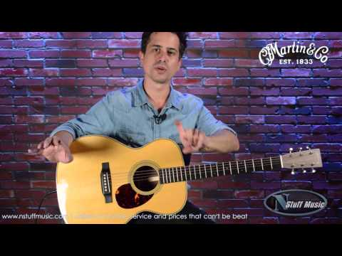 Martin OM-28E Retro | N Stuff Music Product Review