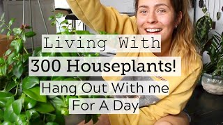 Daily Indoor Plant Care | Living With Indoor Plants