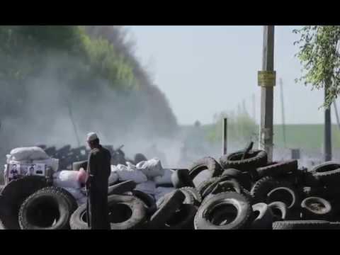 Siege of Slavyansk / Блокада Славянске