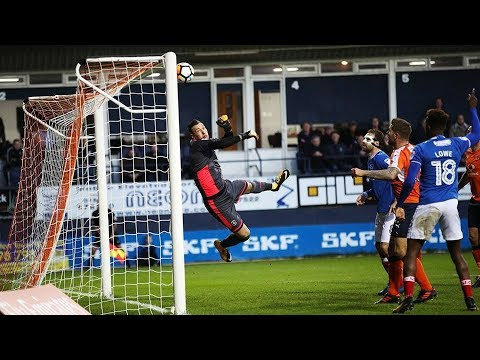 Highlights: Luton Town 1-0 Portsmouth