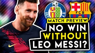 Lionel Messi is being WASTED at Barcelona! (Getafe vs Barcelona) - BugaLuis