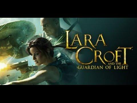 Как скачать Lara Croft guardian of light на андроид