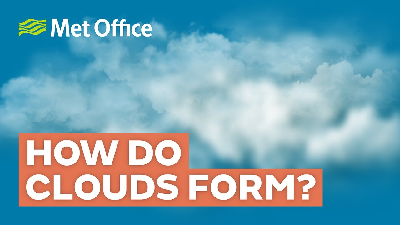 How do clouds form? - YouTube