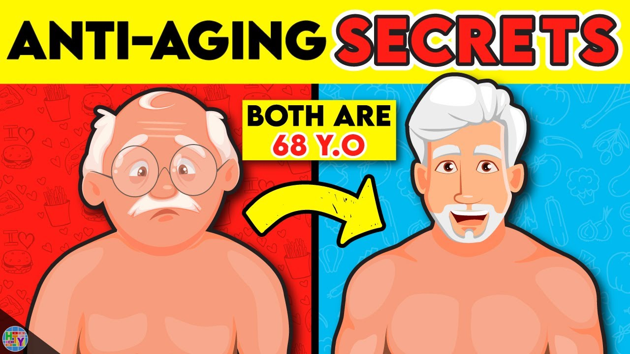 Do This Everyday, And You'll Be Younger For Much Longer | Healthy Aging Tips
