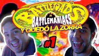 EL JUEGO MÁS DIFICIL DE SNES: Battletoads in Battlemaniacs #1 Junto con Tomate!