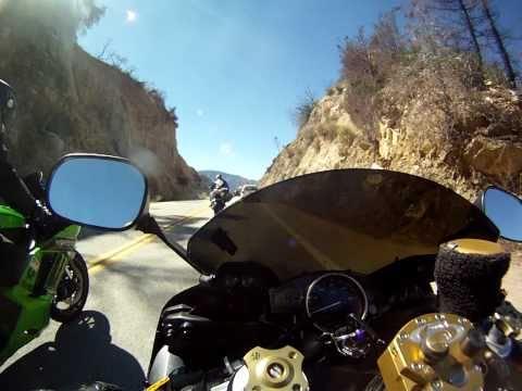AV Riders Crest to Big Tajunga