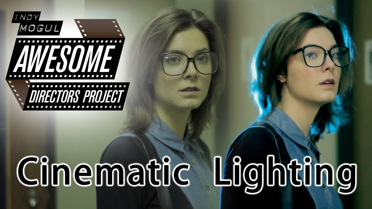 awesome directors project cinematic lighting tutorial youtube