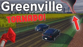Greenville RP: [EP. 2] Tornadoes Endanger Greenville, WI! [Roblox]