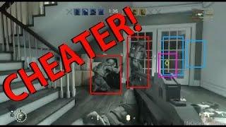Rainbow Six Siege Cheater ITALIANO PlayStation4 MattezCOD @UBISOFT BAN THIS NOOB