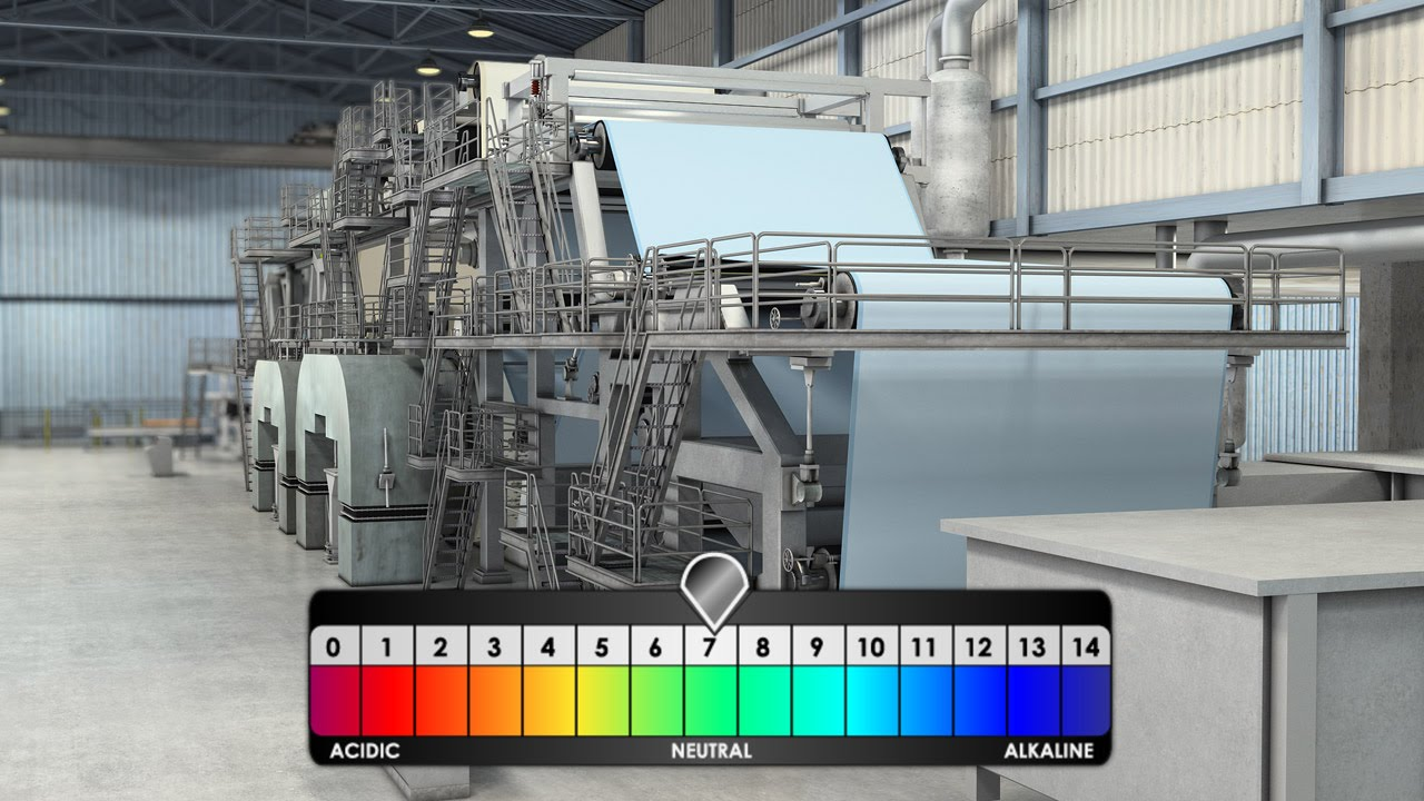 Tissue Making Process Testing Training