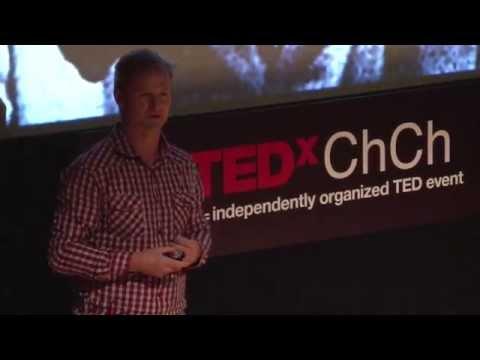 TEDxChCh - Rob Hamill - On Forgiveness