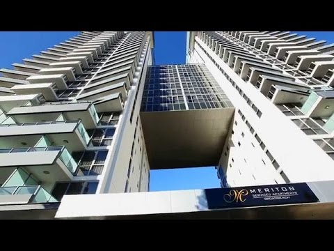 Broadbeach Meriton Serviced Apartment Gold Coast Australia