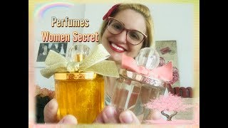 Perfume Women Secret Gold Seduction e Eau My Secret