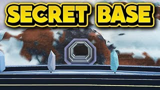 NEW SECRET BASE NEXT UPDATE! (ROBLOX Jailbreak)