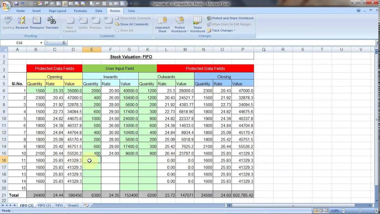 How To Lock Unlock Excel Sheet Cells Range Easily