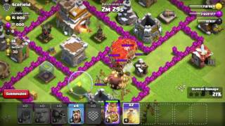 How to Go up Rank in Clash Of Clans (NEW CHRISTMAS UPDATE)
