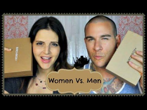 Birchbox SMACKDOWN! Men's Subscription vs. Women's Subscription