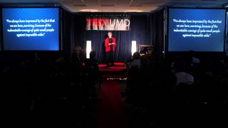 Imaginary creatures -- real experience: Verlyn Flieger at TEDxUMD
