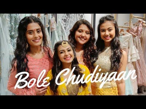 Bole Chudiyaan I Sangeet Choreography l Team Naach