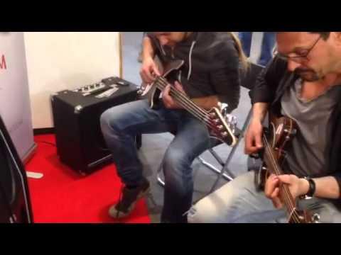 Dreamaker Amps scream - mit Jens Hagg (bs) & Alex Schurr ...
