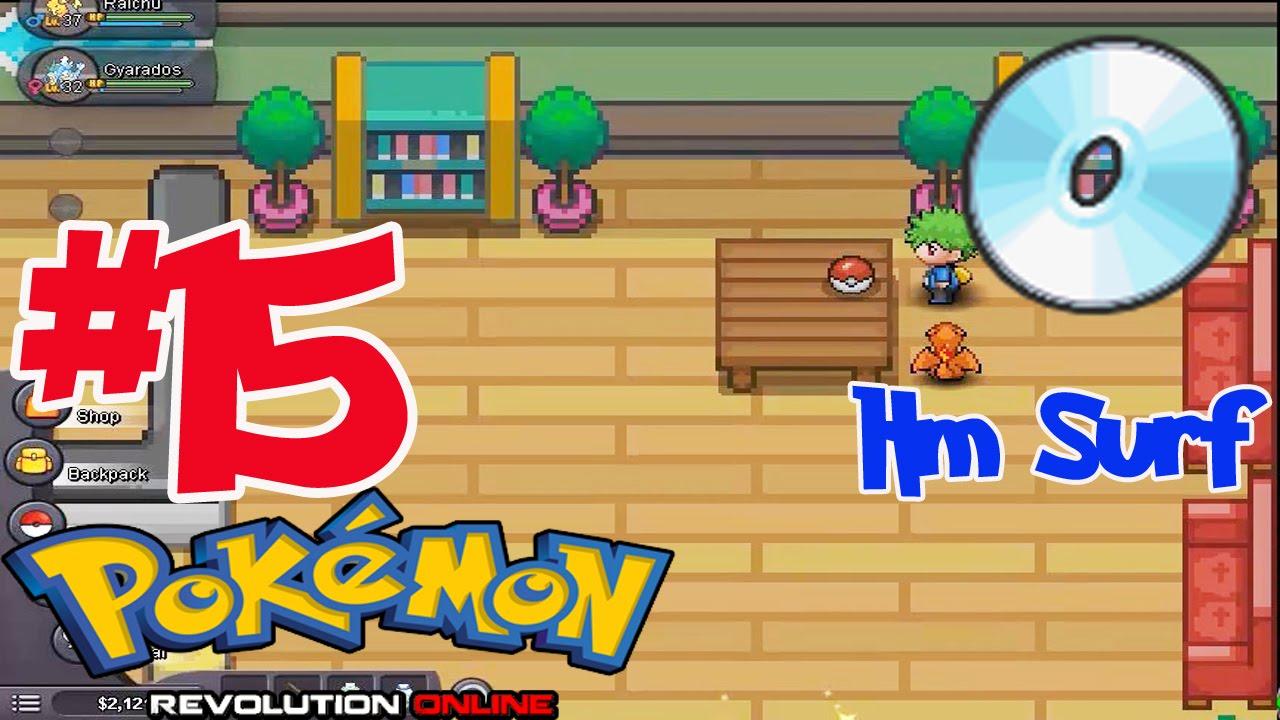 Pokemon revolution online 15 hm 3 surf youtube publicscrutiny Image collections