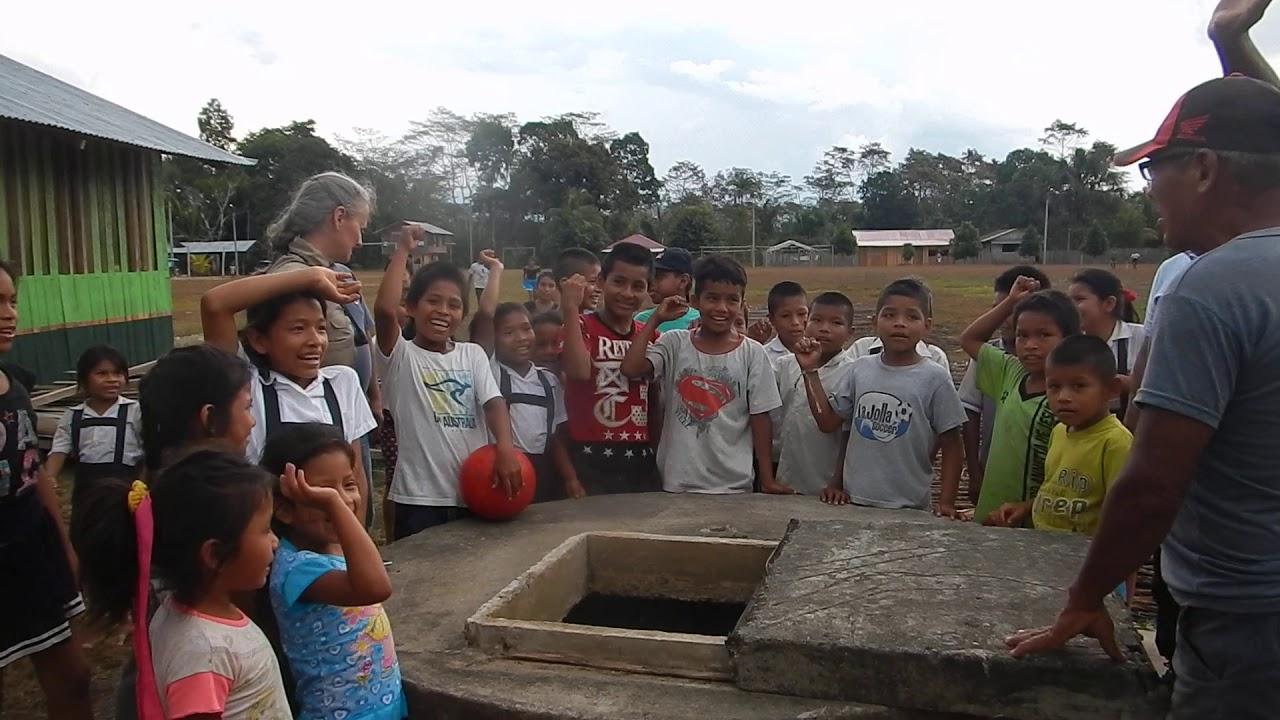 """Appel des enfants de la Selva : """"Queremos Agua"""" (Nous voulons de l'eau)"""