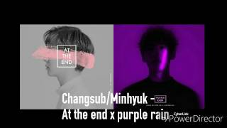 Download Video Lee Changsub/Lee Minhyuk(이민혁) (BTOB) - At The End x Purple Rain (ft. CHEEZE) MASHUP MP3 3GP MP4