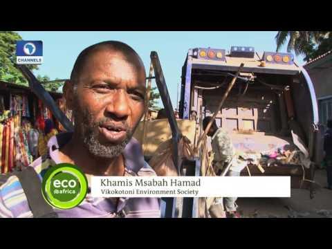 Eco@Africa: Waste Management Problem In Zanzibar