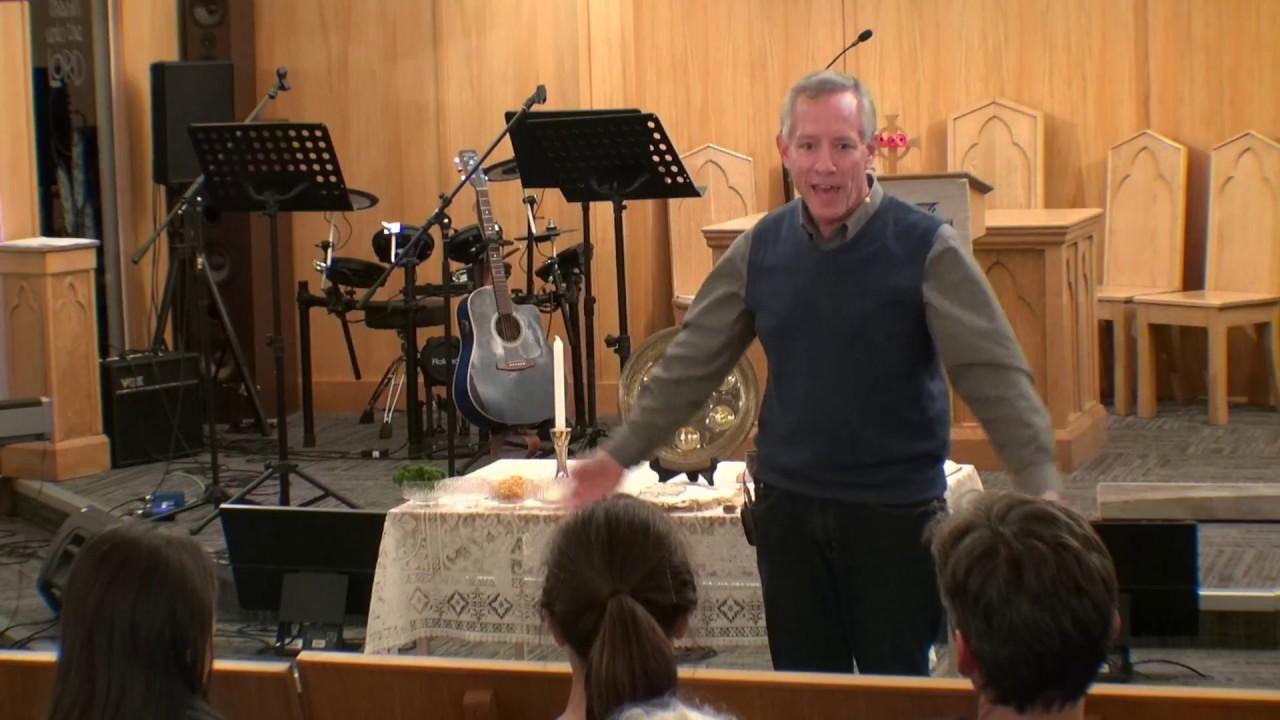 Scott Brown, Director of Celebrate Messiah New Zealand