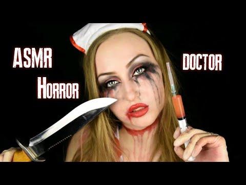 АСМР Сумасшедший доктор / ASMR Horror / ASMR  Doctor / АСМР / АСМР Врач / АСМР Crazy / Role Play