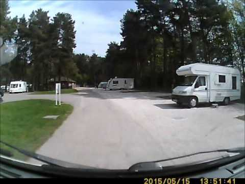 Carsington Waters Caravan Club Site