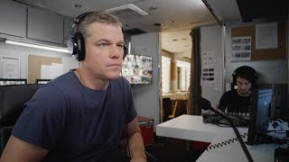 Matt Damon Surprises People with 'The Wait for Water'