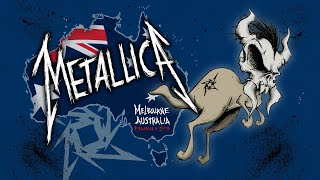 Metallica: Live in Melbourne, Australia - March 1, 2013 (Full Concert)