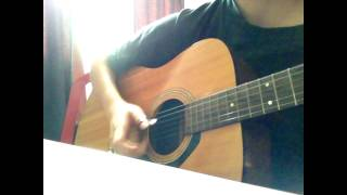 BEAST/B2st -- Midnight Sun (fingerstyle/solo guitar cover)