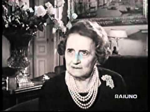 Fosca Crespi Puccini ricorda la prima di Turandot alla Scala