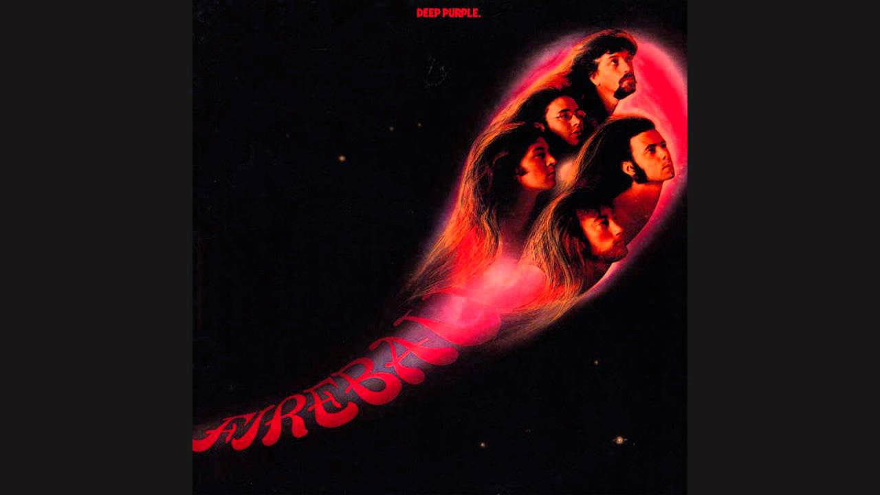 Deep Purple Fire Ball