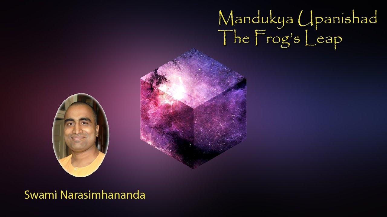 Mandukya Upanishad The Frog's Leap 3