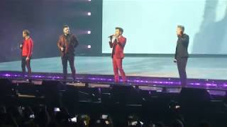 Westlife - Better Man - Belfast - 22nd May 2019 MP3