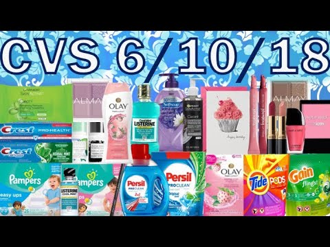 CVS Deals and Breakdowns 6/10/18 - 6/16/18