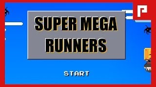 Super Mega Runners Android Game Review