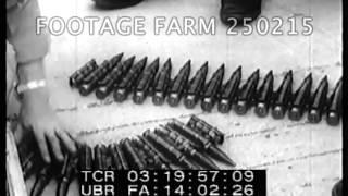 Korean War Captured MIG-15 Test Flight 250215-09 | Footage Farm