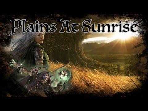 D&D Ambience -  Plains at Sunrise