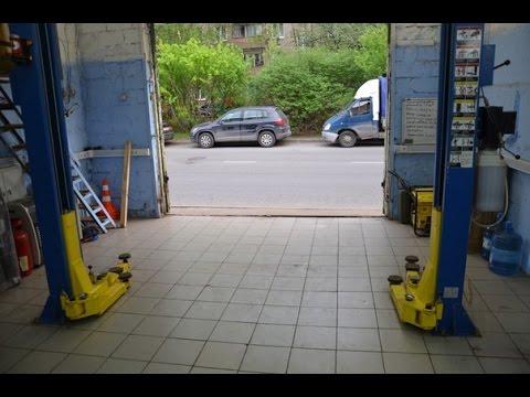 экскурсия по гаражу стоимостью 6 500 000 миллионов рублей  Автосервис и ремонт автомобилей
