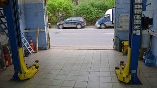 экскурсия по гаражу стоимостью 6 500 000 миллионов рублей  Автосервис и ремонт автомобилей(, 2015-05-17T22:40:11.000Z)